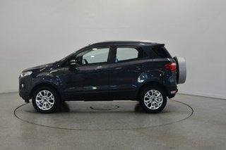2013 Ford Ecosport BK Titanium PwrShift Sea Grey 6 Speed Sports Automatic Dual Clutch Wagon
