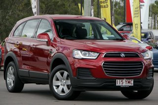 2016 Holden Captiva CG MY16 LS 2WD Red 6 Speed Sports Automatic Wagon.