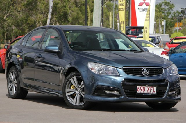 Used Holden Commodore VF MY14 SS, 2013 Holden Commodore VF MY14 SS Karma 6 Speed Sports Automatic Sedan
