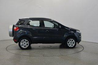 2013 Ford Ecosport BK Titanium PwrShift Sea Grey 6 Speed Sports Automatic Dual Clutch Wagon.