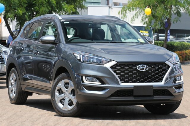 New Hyundai Tucson TL3 MY19 Go AWD, 2018 Hyundai Tucson TL3 MY19 Go AWD Pepper Gray 8 Speed Sports Automatic Wagon