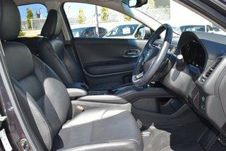 2017 Honda HR-V MY17 VTi-L Ruse Black 1 Speed Constant Variable Hatchback