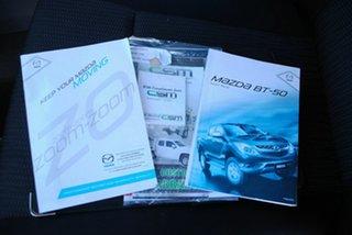 2012 Mazda BT-50 UP0YF1 XTR Titanium Grey 6 Speed Manual Utility