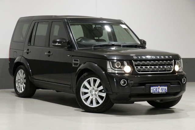 Used Land Rover Discovery MY14 3.0 TDV6, 2014 Land Rover Discovery MY14 3.0 TDV6 Grey 8 Speed Automatic Wagon