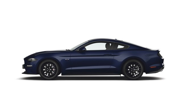 New Ford Mustang FN 2018MY GT Fastback, 2018 Ford Mustang FN 2018MY GT Fastback Kona Blue 6 Speed Manual Fastback