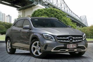 2017 Mercedes-Benz GLA220 X156 808MY d DCT Grey 7 Speed Sports Automatic Dual Clutch Wagon.