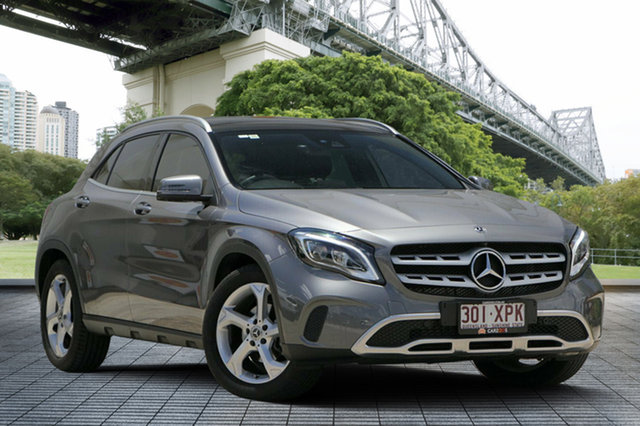 Used Mercedes-Benz GLA220 X156 808MY d DCT, 2017 Mercedes-Benz GLA220 X156 808MY d DCT Grey 7 Speed Sports Automatic Dual Clutch Wagon
