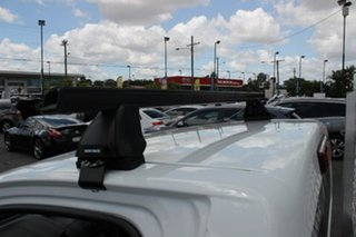 2018 Isuzu D-MAX MY18 SX 4x2 High Ride White 6 Speed Sports Automatic Cab Chassis