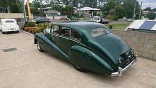 1951 Rolls-Royce Park Ward Emerald Green 4 Speed Manual Sedan