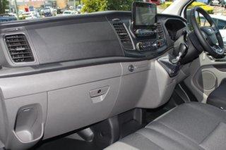 2018 Ford Transit Custom VN 2018.5MY 300S Low Roof SWB Frozen White 6 Speed Manual Van