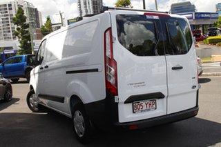 2018 Ford Transit Custom VN 2018.5MY 300S Low Roof SWB Frozen White 6 Speed Manual Van.