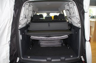 2018 Volkswagen Caddy 2K MY19 TSI220 LWB DSG Beach Indium Grey 7 Speed Sports Automatic Dual Clutch