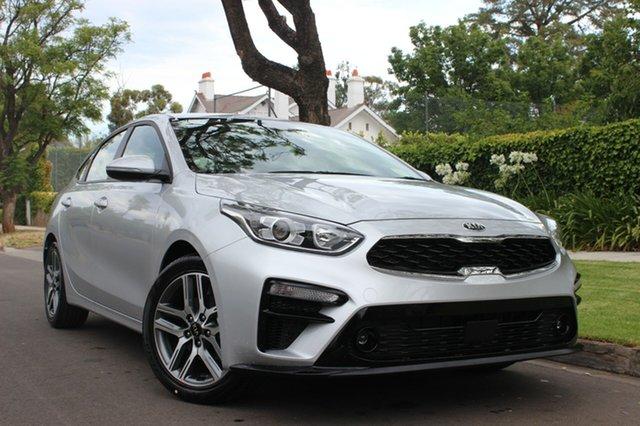 Demo Kia Cerato BD MY19 Sport+, 2018 Kia Cerato BD MY19 Sport+ Silky Silver 6 Speed Sports Automatic Hatchback