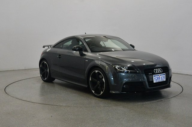 Used Audi TT FV MY15 S Line S tronic, 2014 Audi TT FV MY15 S Line S tronic Grey 6 Speed Sports Automatic Dual Clutch Coupe