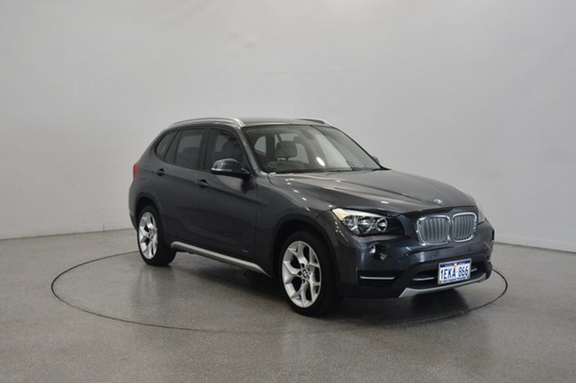 Used BMW X1 E84 LCI sDrive20i Steptronic, 2013 BMW X1 E84 LCI sDrive20i Steptronic Grey 8 Speed Sports Automatic Wagon