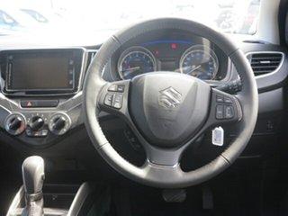 2018 Suzuki Baleno MY16 GL Premium Silver 4 Speed Automatic Hatchback.