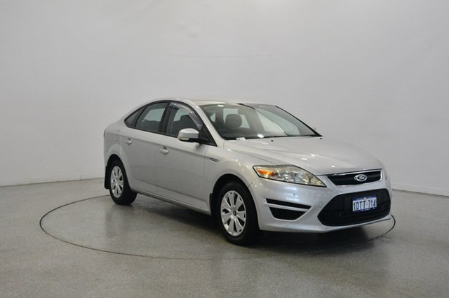 Used Ford Mondeo MC LX PwrShift TDCi, 2011 Ford Mondeo MC LX PwrShift TDCi Silver 6 Speed Sports Automatic Dual Clutch Hatchback