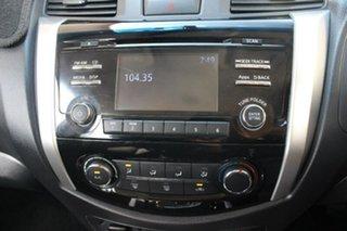 2015 Nissan Navara D23 ST Red 7 Speed Sports Automatic Utility