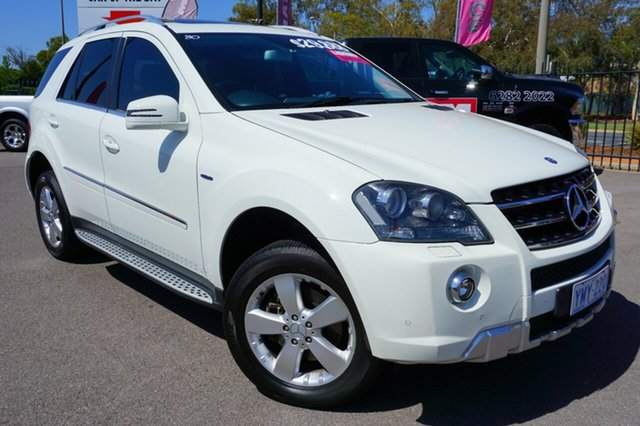 Used Mercedes-Benz ML300 CDI W164 MY11 BlueEFFICIENCY, 2011 Mercedes-Benz ML300 CDI W164 MY11 BlueEFFICIENCY 7 Speed Sports Automatic Wagon