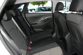 2018 Hyundai i30 PD MY19 Go Polar White 6 Speed Sports Automatic Hatchback