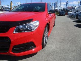 2013 Holden Commodore VF MY14 SV6 Red 6 Speed Manual Sedan