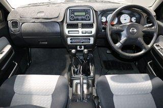 2014 Nissan Navara D22 Series 5 ST-R (4x4) Black 5 Speed Manual Dual Cab Pick-up