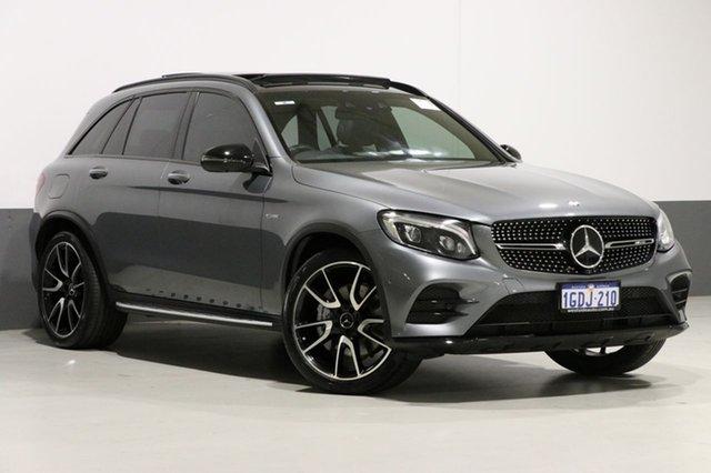Used Mercedes-AMG GLC43 253 MY17 , 2016 Mercedes-AMG GLC43 253 MY17 Grey 9 Speed Automatic G-Tronic Wagon