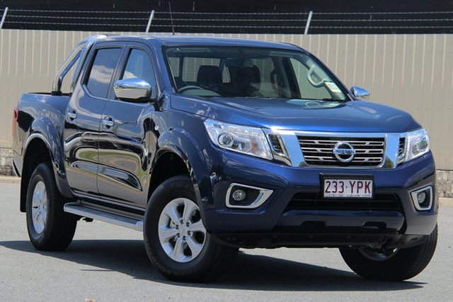 Demo Nissan Navara D23 S3 ST, 2018 Nissan Navara D23 S3 ST Deep Sapphire 7 Speed Sports Automatic Utility