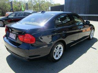 2009 BMW 320d E90 MY09 Executive Blue 6 Speed Auto Steptronic Sedan