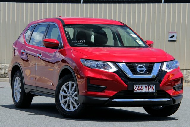 Demo Nissan X-Trail T32 Series II ST X-tronic 2WD, 2018 Nissan X-Trail T32 Series II ST X-tronic 2WD Ruby Red 7 Speed Constant Variable Wagon