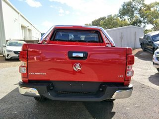 2018 Holden Colorado RG MY19 LTZ Pickup Crew Cab Absolute Red