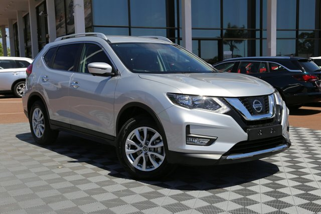 Used Nissan X-Trail T32 Series II ST-L X-tronic 2WD, 2018 Nissan X-Trail T32 Series II ST-L X-tronic 2WD Silver 7 Speed Constant Variable Wagon