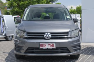 2018 Volkswagen Caddy 2K MY18 TSI220 Maxi DSG Trendline Indium Grey 7 Speed.