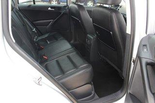 2010 Volkswagen Tiguan 5N MY11 125TSI DSG 4MOTION Reflex Silver 7 Speed Sports Automatic Dual Clutch
