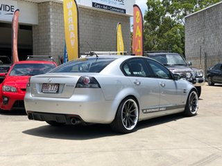 2011 Holden Commodore VE II MY12 Omega Silver 6 Speed Sports Automatic Sedan.