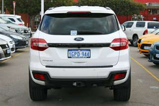 2017 Ford Everest UA Trend RWD White 6 Speed Sports Automatic Wagon