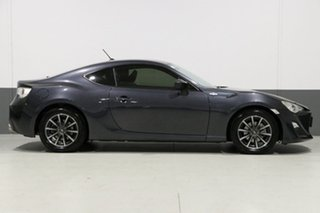 2014 Toyota 86 ZN6 MY14 GT Grey 6 Speed Manual Coupe