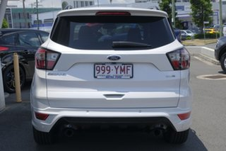 2018 Ford Escape ZG 2018.75MY ST-Line AWD White Platinum 6 Speed Sports Automatic Wagon