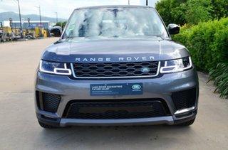 2018 Land Rover Range Rover Sport L494 SE Corris Grey 8 Speed Automatic SUV