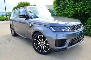 2018 Land Rover Range Rover Sport L494 SE Corris Grey 8 Speed Automatic SUV.