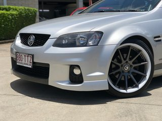 2011 Holden Commodore VE II MY12 Omega Silver 6 Speed Sports Automatic Sedan