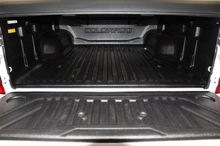 2017 Holden Colorado RG MY18 Z71 Pickup Crew Cab White 6 Speed Manual Utility