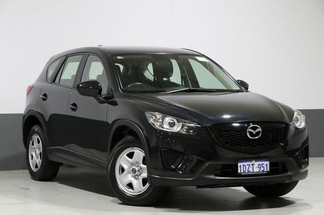 Used Mazda CX-5  Maxx (4x2), 2012 Mazda CX-5 Maxx (4x2) Black 6 Speed Manual Wagon