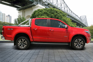 2018 Holden Colorado RG MY18 LTZ Pickup Crew Cab Red/Black 6 Speed Sports Automatic Utility.