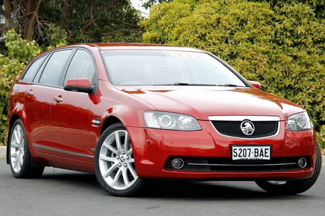 Used Holden Calais VE II MY12 V Sportwagon, 2011 Holden Calais VE II MY12 V Sportwagon Sizzle 6 Speed Sports Automatic Wagon