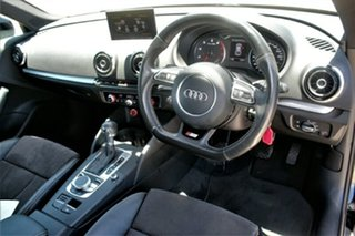 2014 Audi A3 8V MY14 Ambition S tronic Black 7 Speed Sports Automatic Dual Clutch Sedan