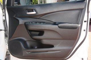 2012 Honda CR-V RM VTi Navi White 5 Speed Automatic Wagon