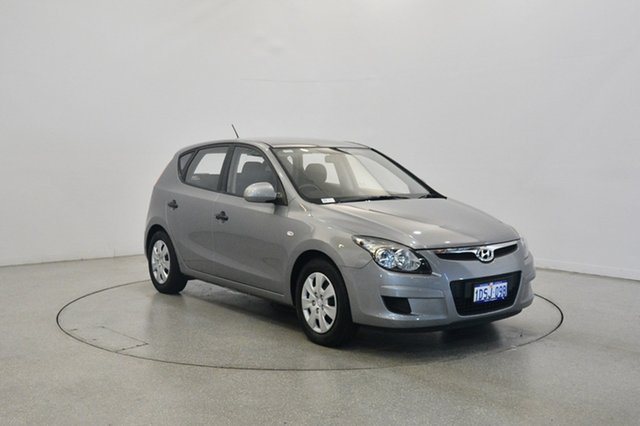Used Hyundai i30 FD MY11 SX, 2011 Hyundai i30 FD MY11 SX Hyper 4 Speed Automatic Hatchback