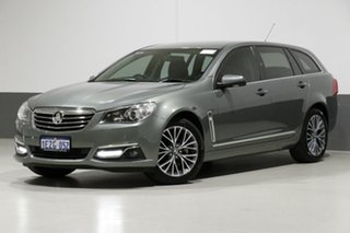 2015 Holden Calais VF II Prussian Steel 6 Speed Automatic Sportswagon.