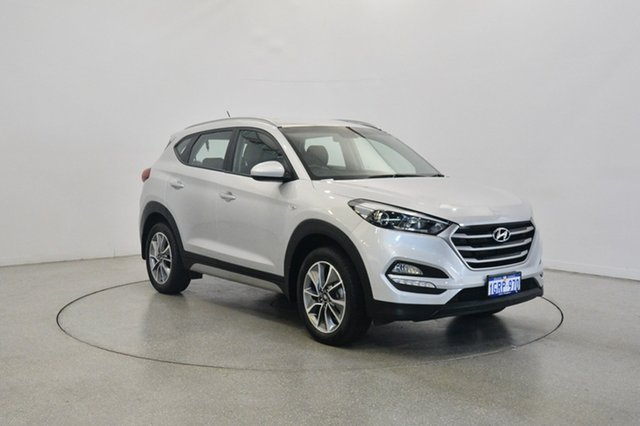 Used Hyundai Tucson TL MY17 Active X 2WD, 2017 Hyundai Tucson TL MY17 Active X 2WD Silver 6 Speed Sports Automatic Wagon